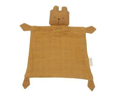 5bb5d78de808d Fabelab Doudou Animal Bear Ochre Tutete 1 l