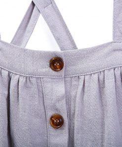 Emma Skirt Iron Grey 3
