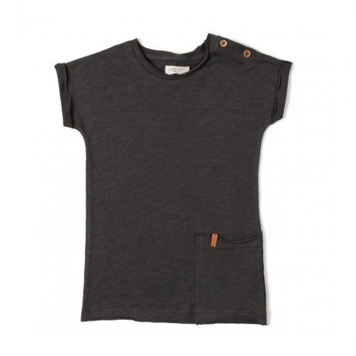 Tshirt Dress Antracite
