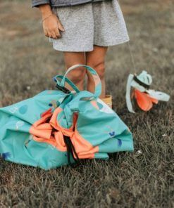 outdoor play girl walking 2