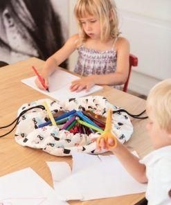 playandgo mini supergirl crafting kids