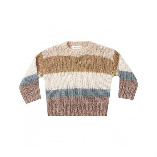 aspen sweater stripe