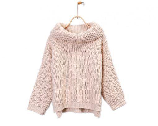 Yara Sweater Rose Cloud 01