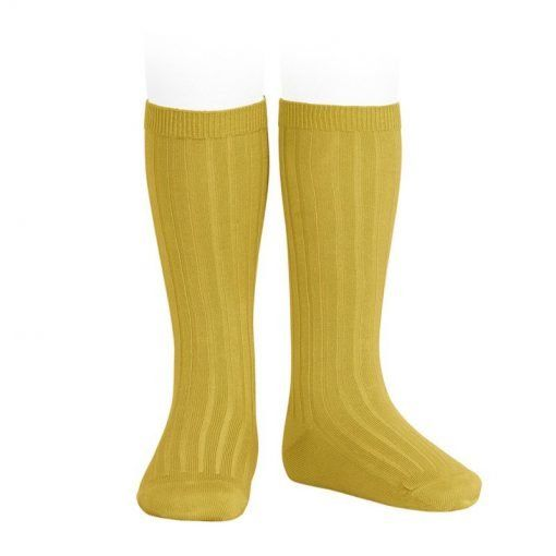 calcetines altos basicos canale curry