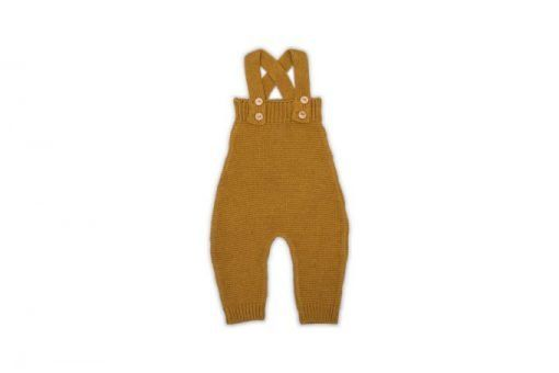 AW19 Gold Knit Romper 02 1