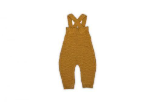 AW19 Gold Knit Romper 03 1