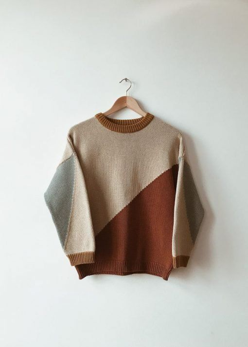AW19 Night and Day Knit Pullover 0