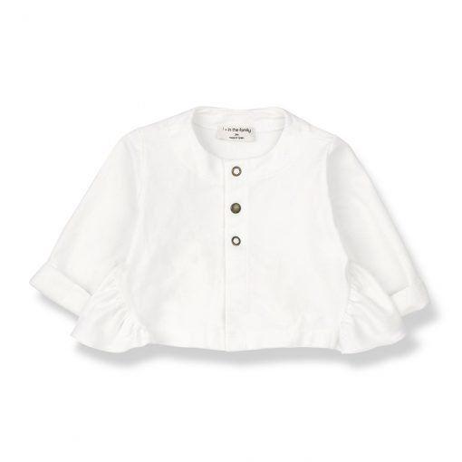 GINOSA jacket OffWhite72