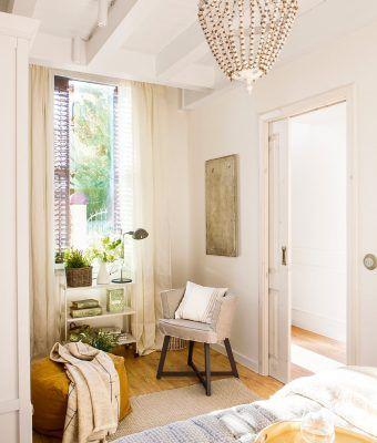 rincon de lectura junto a la ventana del dormitorio 1089x1280