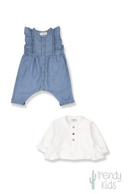 conjunto ropa de bebe one more in the family (2)