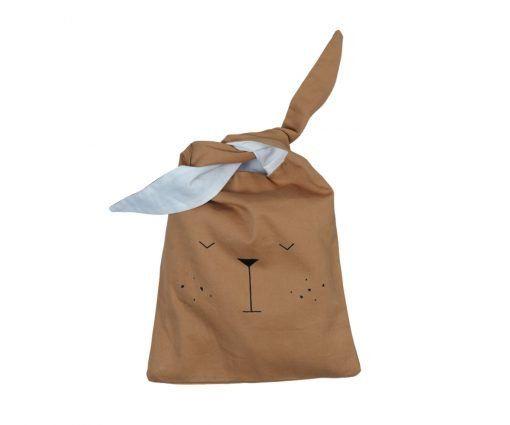 5e564503a032d Fabelab Bolsa Merienda Bunny Ochre Tutete 1 l