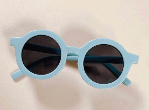 Sustainable Sunglasses LIGHT BLUE SKU SUN
