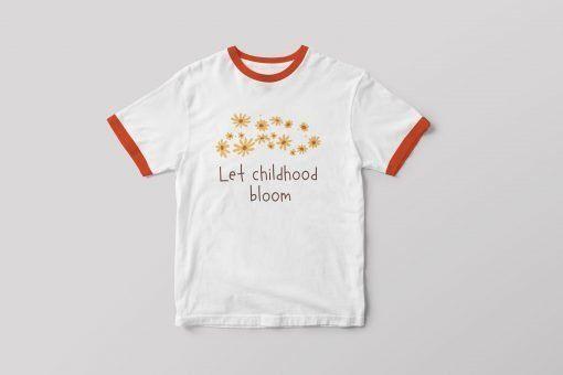 Let childhood bloom