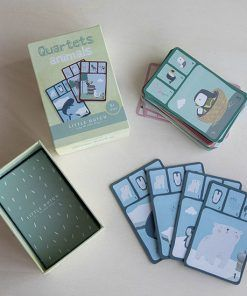 little dutch quartets card game animals little dut 3