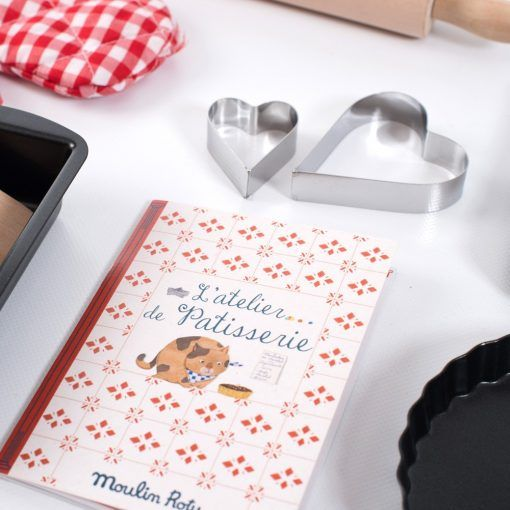 Maletin pasteleria Juguetes de antano Moulin Roty 3