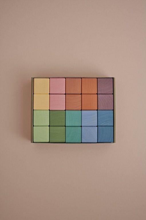 raduga grez pastel building blocks cruise