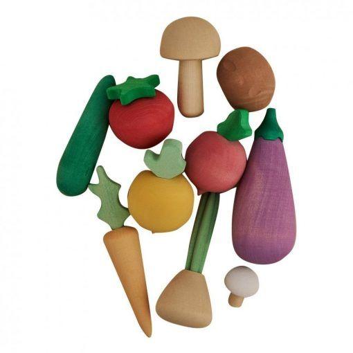 raduga grez wooden vegetables set p3170 15748 image