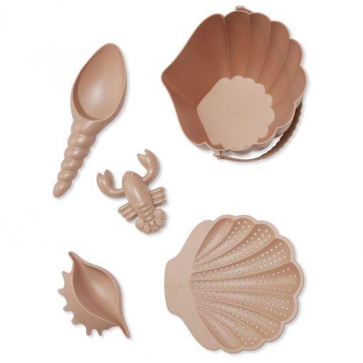 BEACH SET ACTIVITY TOYS KS1819 ROSE BLUSH