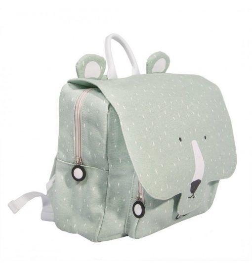mochila cartera mr polar bear