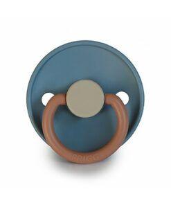 frigg chupete silicona colorblock breeze 1