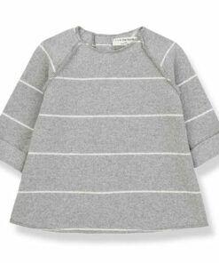 longsleeved dress ivette grey