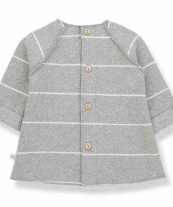longsleeved dress ivette grey2
